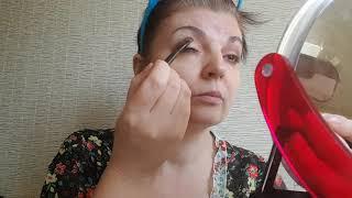 Субботний макияж с косметичкой О Париж Париж