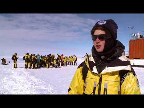 An Antarctic adventure