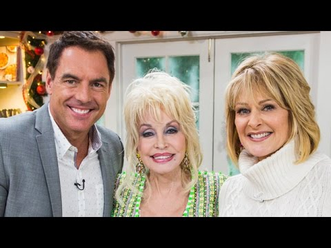 Home & Family's Dollywood Spectacular!  Starring Mark Steines, Cristina Ferrare and Dolly Parton!