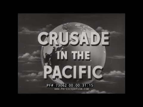"CRUSADE IN THE PACIFIC Episode 8  ""WAR IN THE NORTH THE ALEUTIANS"" 73062"
