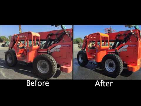 West Coast Equipment - JLG, Gradall And Skytrak, Corona, CA - CityRestore Customer Testimonial 2017