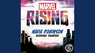 "Roaring Thunder (From ""Marvel Rising: Playing with Fire"")"
