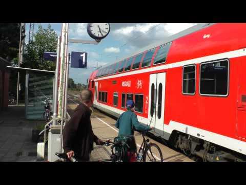 Bahnhof Aschendorf, Regional-Express nach Münster