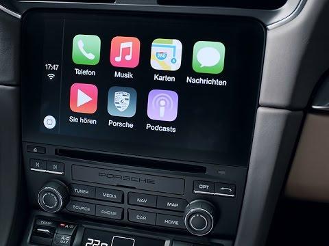 What is Porsche Apple CarPlay® & How Does It Work? | Porsche of Fremont