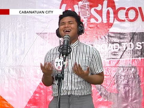 Novo Ecijanos, nagpakitang-gilas sa Wishcovery audition sa Cabanatuan City