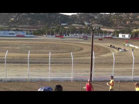 Barona Speedway 8-11-18 Dwarf Fast Dash