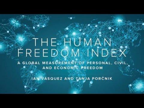 Global Freedom Index: We're Number 20!