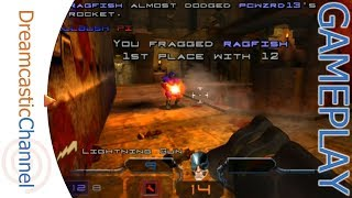 Game Night Highlights: Quake III Arena | 2/13/2019 | Dreamcast Online Multiplayer