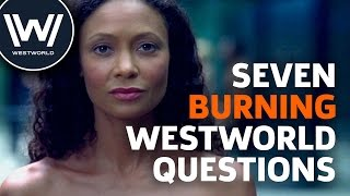 7 Burning Questions We Have After Westworld Season 1