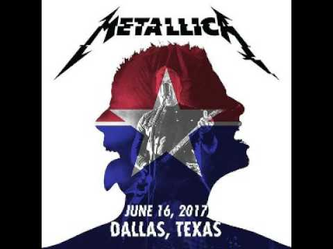 Metallica Live Dallas, TX 2017/06/16 (Full Audio LiveMet)
