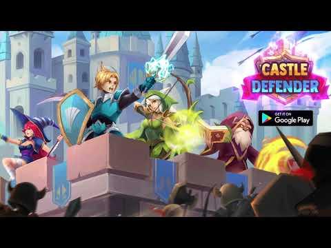 Castle Defender: Hero Idle Defense TD 홍보영상 :: 게볼루션
