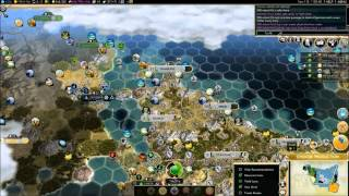Civilization V Brave New World Multiplayer Game 040 6 Player FFA: Germany Introduction/Spoilers
