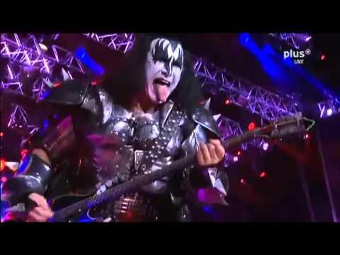 Kiss - Say Yeah - Rock Am Ring