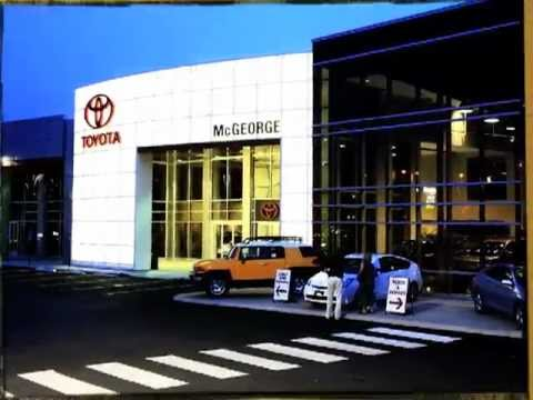 Mcgeorge Toyota Service >> Welcome To The Mcgeorge Toyota Service Department Youtube