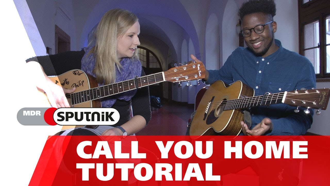 Kelvin Jones Call You Home Tutorial Gitarre Chords Youtube