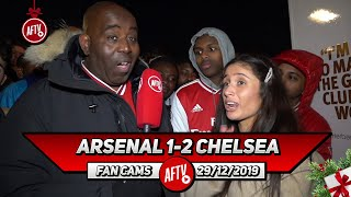 Arsenal 1-2 Chelsea | Lampard Was Brave To Make An Early Change (Sophie Rose - Blues Fans TV)