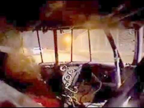 in car camera  allways wear yoiur seat belt - dirt track