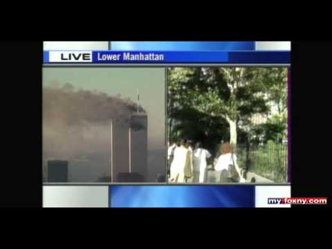 The first minutes of the reporting of the 9/11 attacks from WNYW/Fox 5