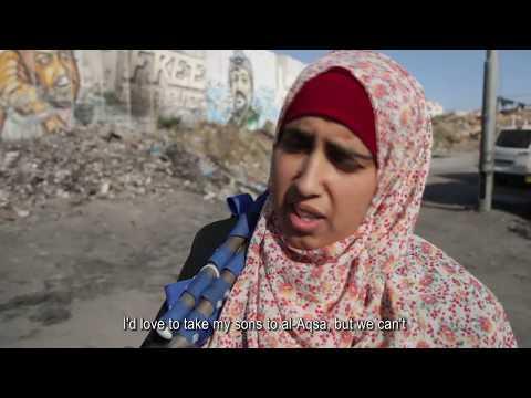 Ramadan at an Israeli military checkpoint