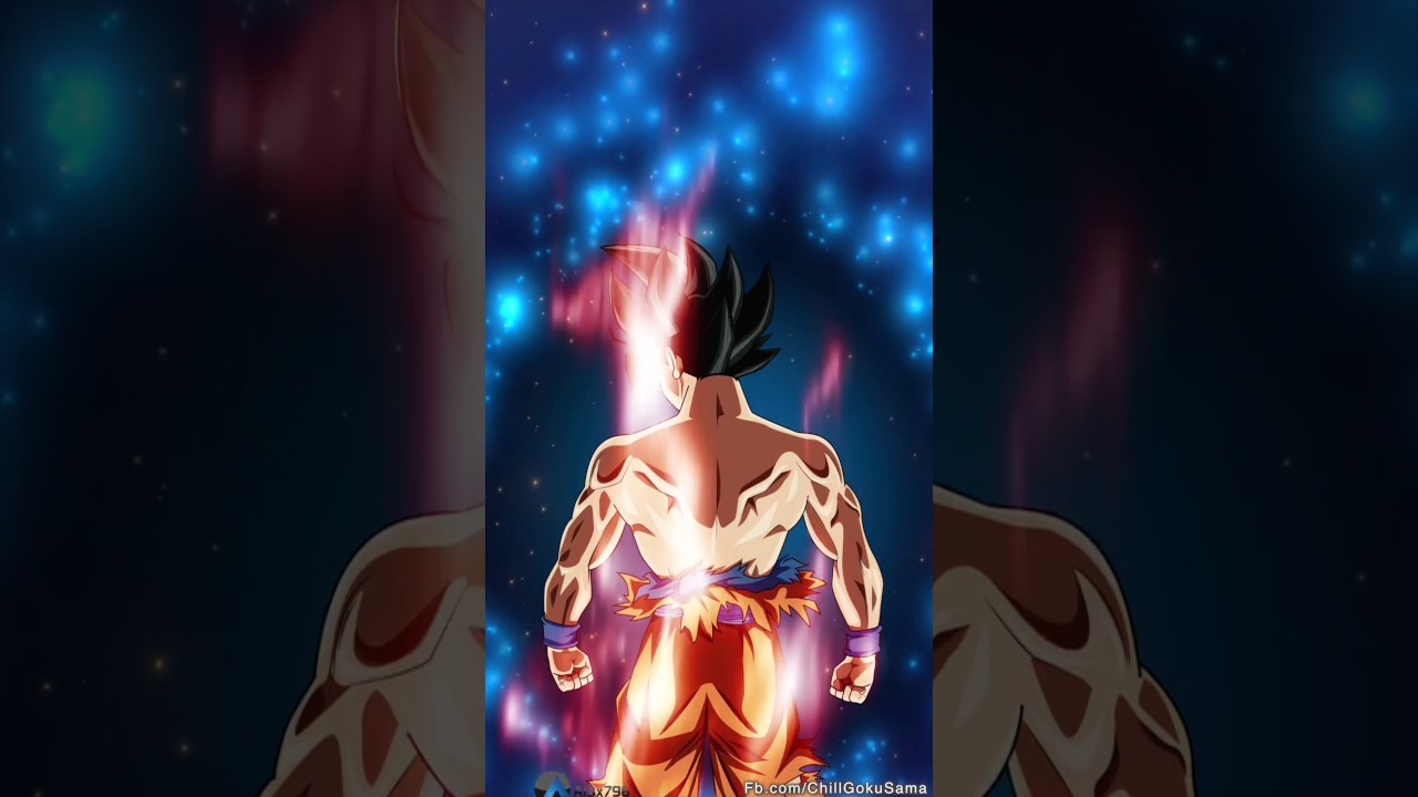 Dragon Ball live wallpaper - YouTube