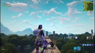 FORTNITE OBSTICAL COURSE # 4 (EPIC FAIL)!!