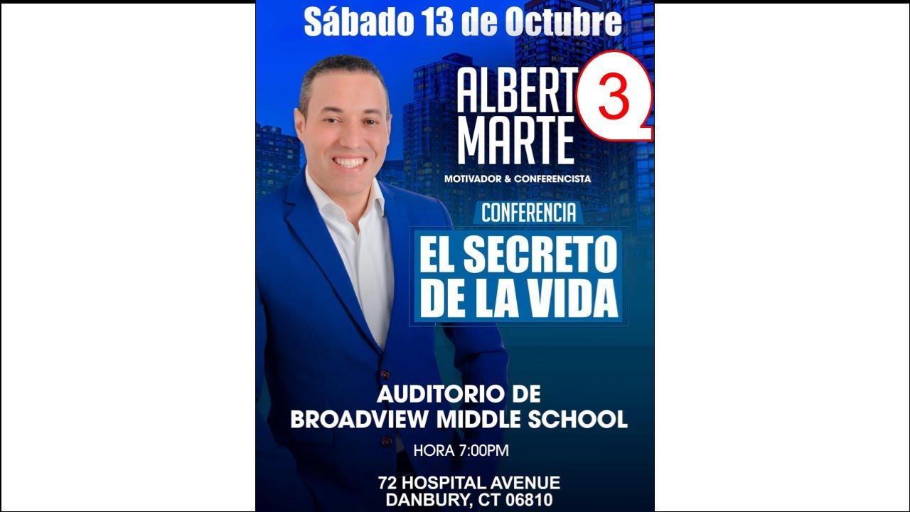 ALBERT MARTE Broadview Middle School DANBURY CONNECTICUT EN VIVO