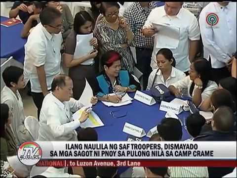 Naging Manhid At Bastos Si Noynoy Aquino Sa Mga Pamilya ng SAF Fallen 44