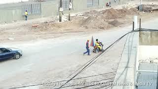 WDT Media TV : Hagley Park Road Improvement Project