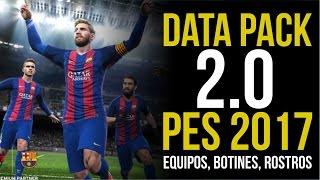 DATAPACK 2.0 PES 2017 - PC