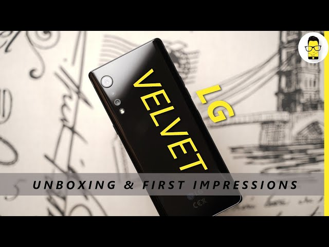 LG Velvet Dual Screen - Unboxing and Review | A smartphone for content creators