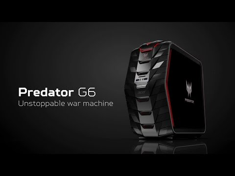 Predator G6 – unstoppable war machine