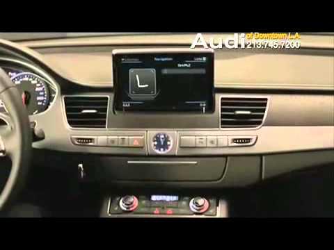 Audi Of Downtown LA YouTube - Audi downtown la