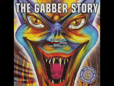 The Gabber Story Cd1