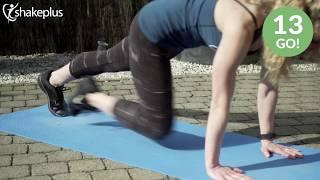 Fitness oefeningen voor thuis - Video 5 van 7: Vet verbranden screenshot 3