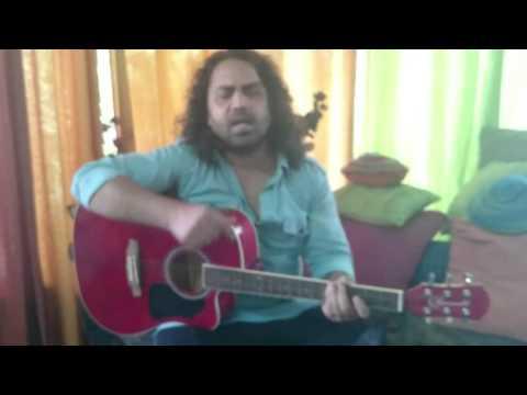 Singer Brijesh Shandilya singing his song Hooriyaan from the film Oye Lucky, Lucky Oye
