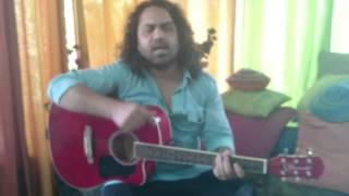 Singer Brijesh Shandilya singing his song Hooriyaan from the film Oye Lucky, Lucky Oye