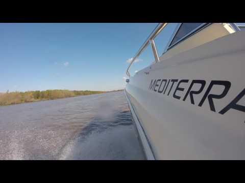 AS DE GUIA Embarcaciones: Mediterranean 380 navegando 4