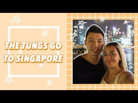 PHILIPPINES TO SINGAPORE + SINGAPORE ROOM TOUR ✈️ SINGAPORE TRAVEL VLOG  - Vlog 38