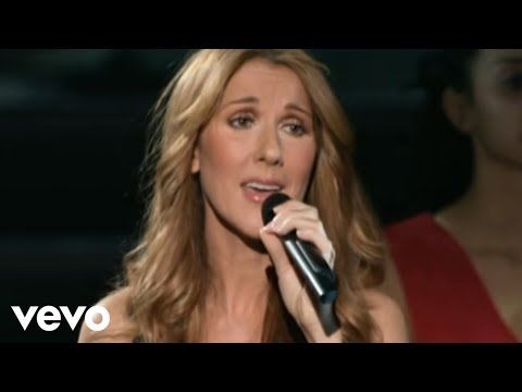 Céline Dion - I Surrender (VIDEO from the 2007 DVD A New Da