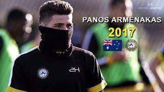 Panos Armenakas ● Skills & Goals 2017
