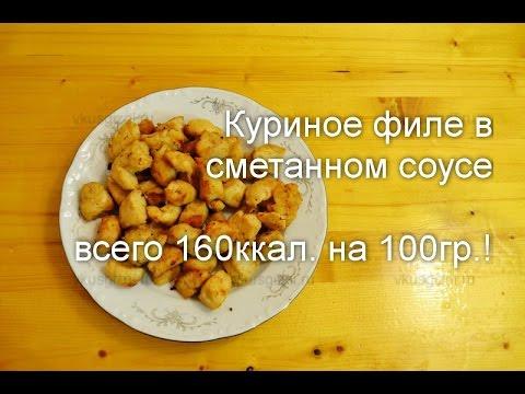 куриное филе правильное питание