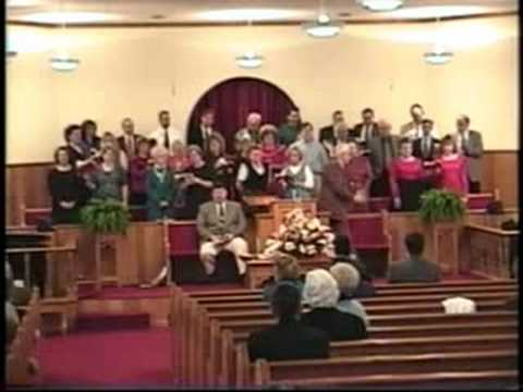"""Walking the Sea"" Mount Carmel Baptist Church Choir, Fort Payne Alabama"