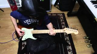 Twisted Truth - Guitar Cam by Alon Tamir (Project RnL)