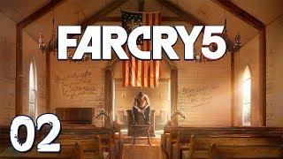 Far Cry 5 - Прохождение pt2 - Напарник: Джесс Блэк