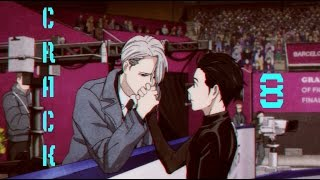 Yuri!!! On Ice || CRACK#8 (SUB)
