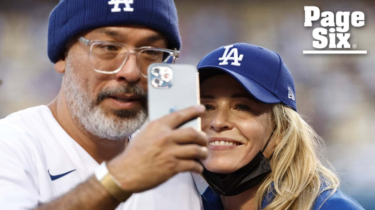 Chelsea Handler is dating  and 'in love' with  comedian Jo Koy