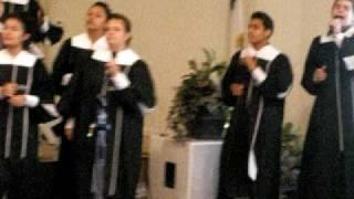 Ivan Lopez singing i came to worship