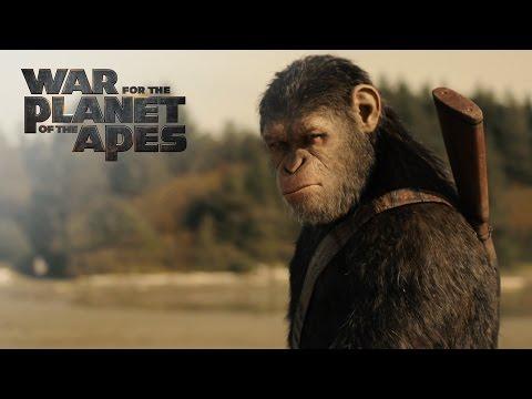 War For The Planet Of The Apes - Đại Chiến Hành Tinh Khỉ - Trailer 1