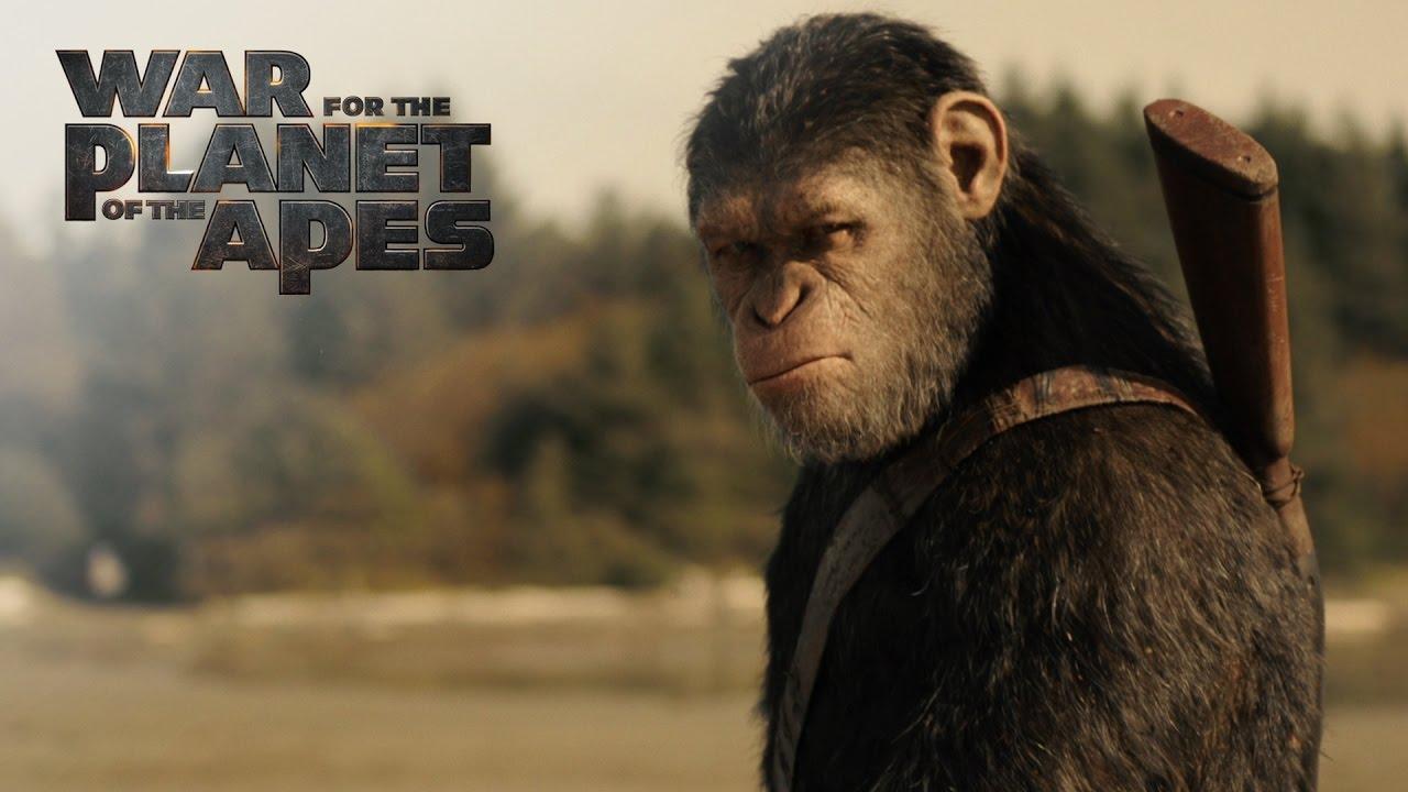 Kết quả hình ảnh cho Đại Chiến Hành Tinh Khỉ