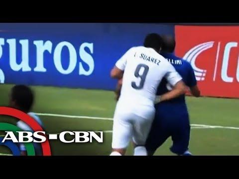 Uruguay's World Cup 'vampire'